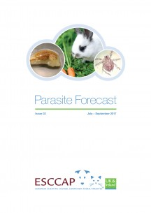 Autumn Parasite Forecast: Issue 3