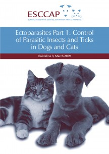 GL3 Ectoparasites Part 1: Control of Parasitic Insects and Ticks in Dogs and Cats