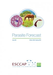 Winter/Spring Parasite Forecast: Issue 8